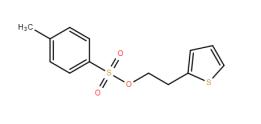 2-(噻吩-2-基)乙基对甲苯磺酸酯