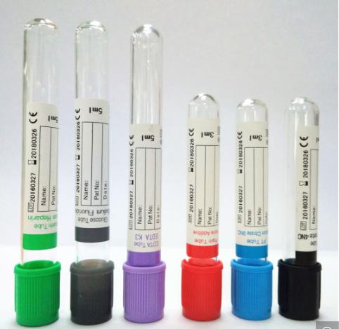 Vacuum blood sampler