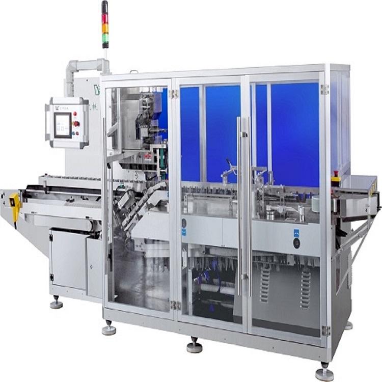 HDZ-300全伺服连续式高速装盒机