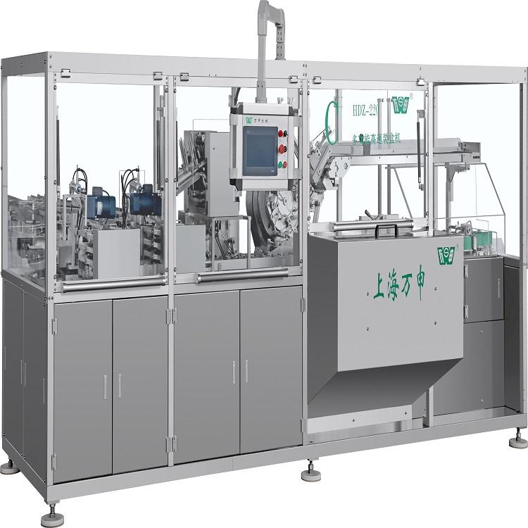 万申HDZ-220连续式高速装盒机
