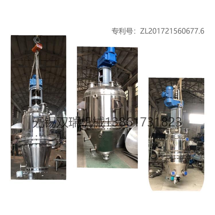 哈氏合金全密闭三合一过滤洗涤干燥多功能设备