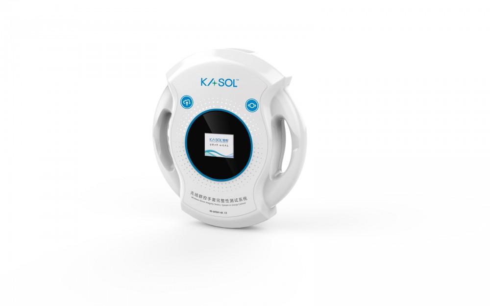 無線群控手套完整性測試系統