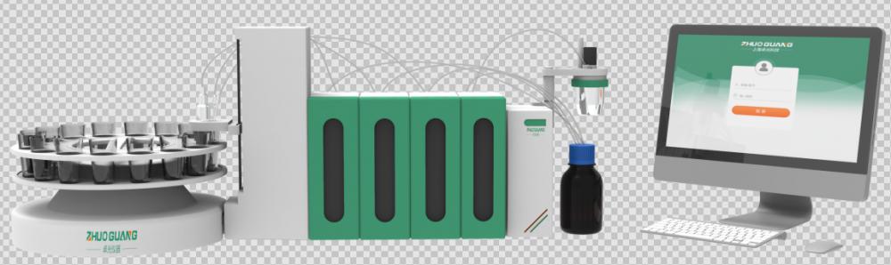 多通道电位滴定仪