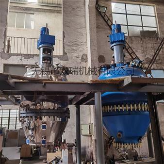 锥形三合一一体机-三合一真空干燥机-过滤洗涤干燥一体机