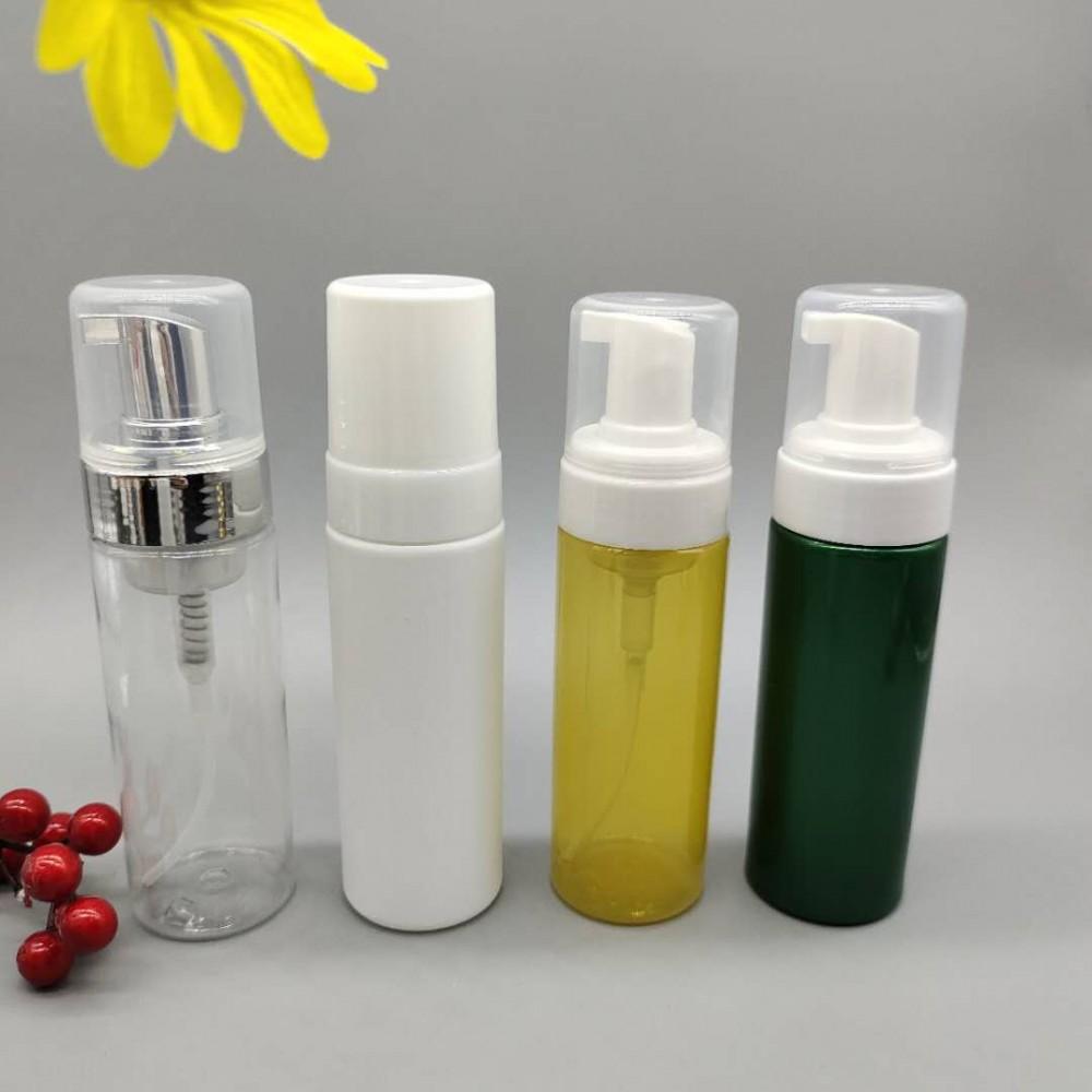 150ML優質PET泡沫泵瓶慕斯斯潔面乳瓶
