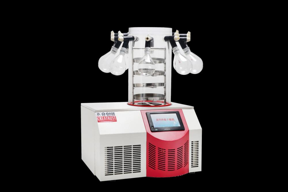 多歧管型真空冷凍干燥機CTFD-10P