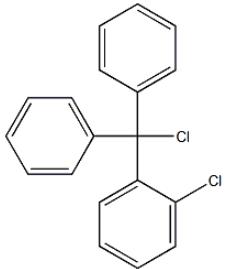 氯代(邻氯苯基)二苯基甲烷