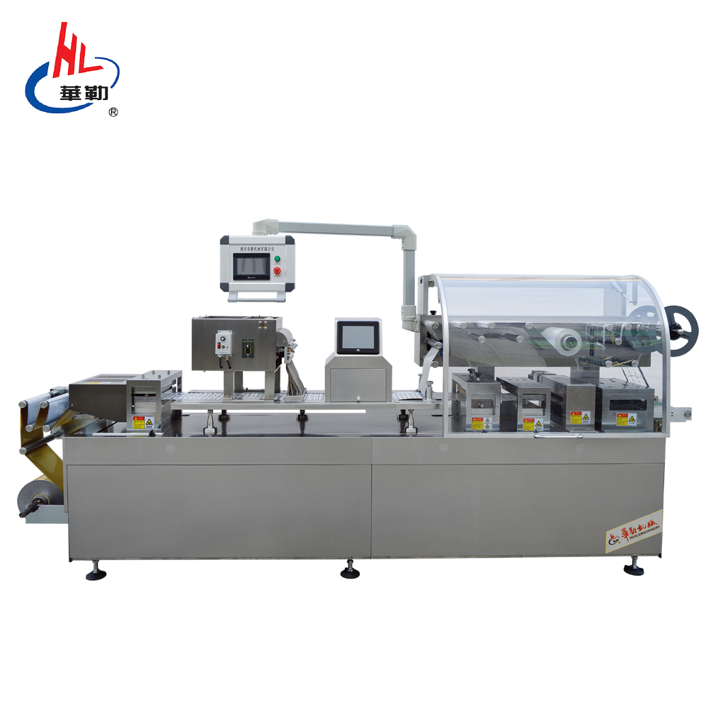 DPP-260A/E Blister packing machine