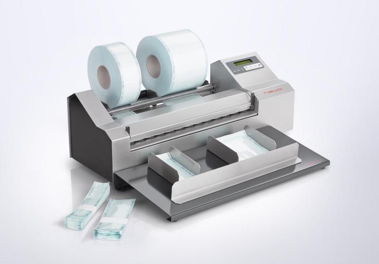 自动制袋机可制平口和内折袋