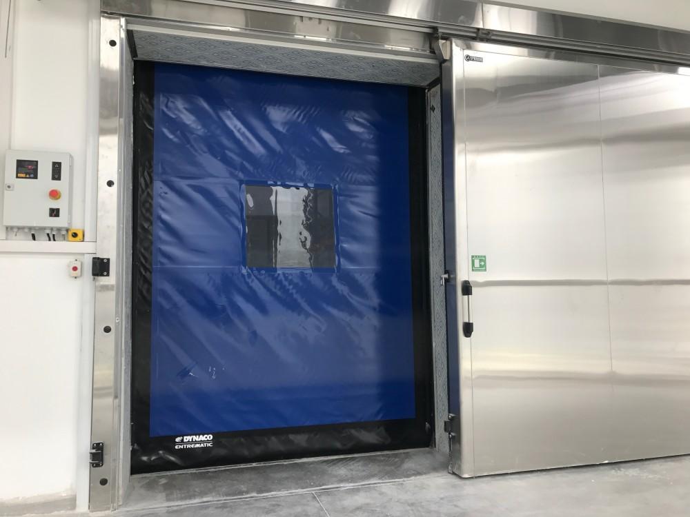 FM2冷庫保溫快速門