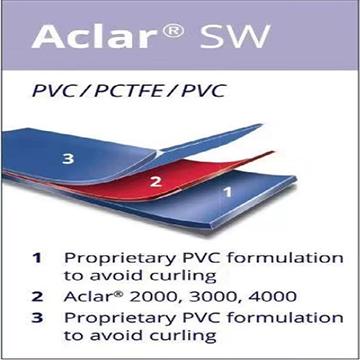 Aclar®, Dx vs SW