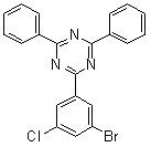 2-(3-溴-5-氯苯基)-4,6-二苯基-1,3,5-三嗪