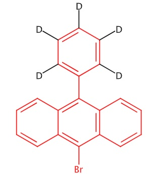9-溴-10-(苯基-2,3,4,5,6-d5)-蒽