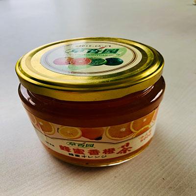 蜂蜜香橙茶