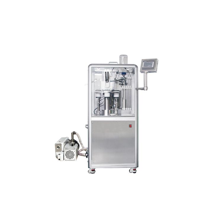 膠管針筒注射器灌裝機