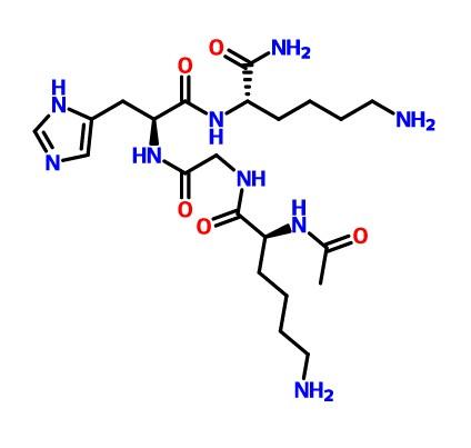 乙酰基四肽-3,促眉肽,Acetyl Tetrapeptide-3