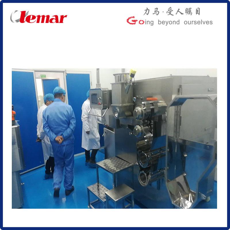 藥物制備干法制粒機LGS-120