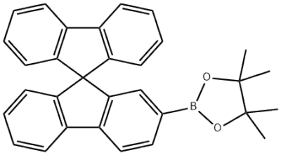 9,9-螺二芴-2-硼酸頻哪醇酯