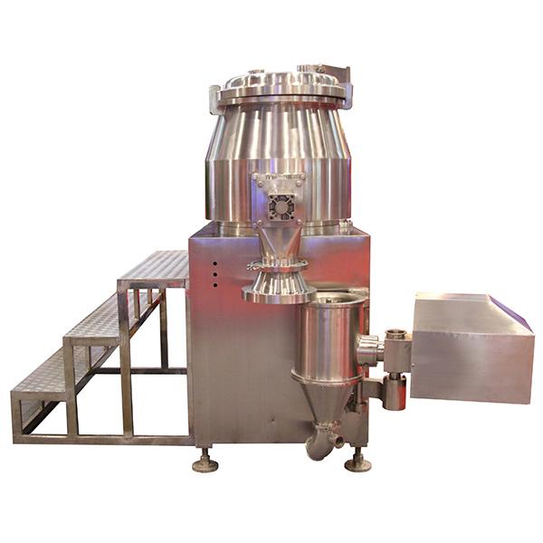 濕法混合制粒機系列