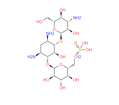 133-92-6 單硫酸卡那霉素 KANAMYCIN SULFATE