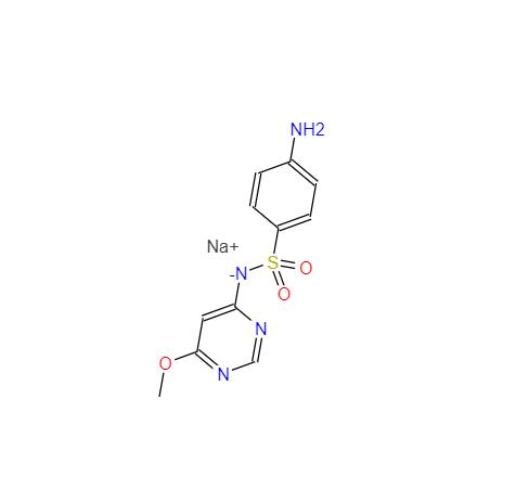 38006-08-5 磺胺间甲氧基嘧啶钠 Sulfamonomethoxine sodium
