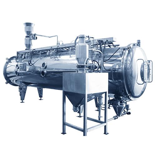 化工原料真空干燥機,化工行業帶式干燥設備