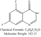 5,7-二氟-3,4-二氢喹唑啉-4-酮