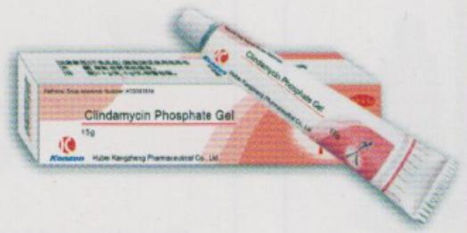 克林霉素磷酸酯凝胶Clindamycin Phosphate Gel