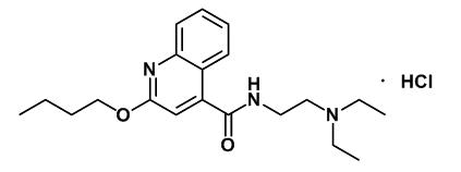 盐酸地布卡因