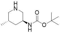 N-[(3S,5S)-5-甲基-3-基]-胺基甲酸乙酯-1,1-二甲基乙酯