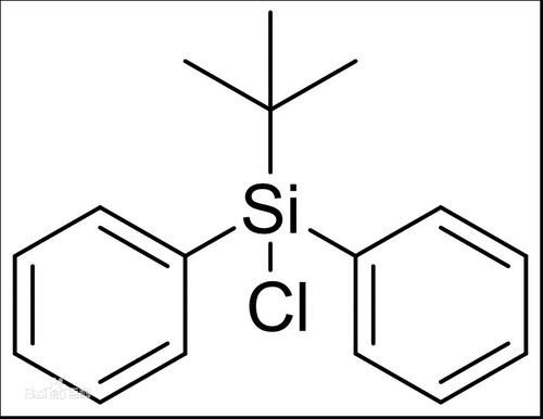 叔丁基二苯基氯硅烷