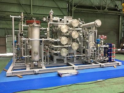 分子筛膜(沸石膜)溶剂脱水设备