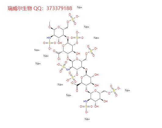 磺达肝癸钠 Fondaparinux sodium 114870-03-0