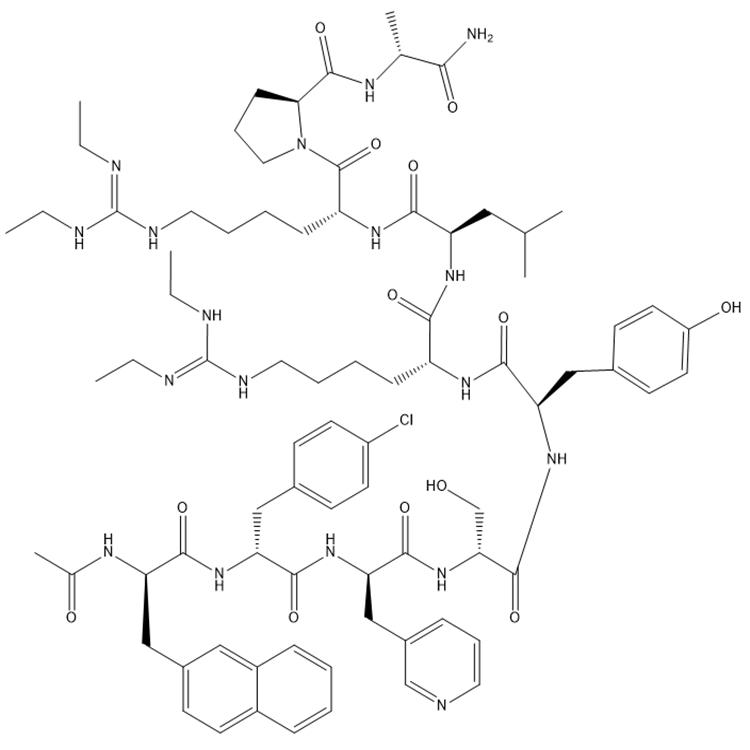 醋酸加尼瑞克