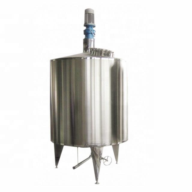 帶攪拌器的夾套不銹鋼電蒸汽加熱攪拌器