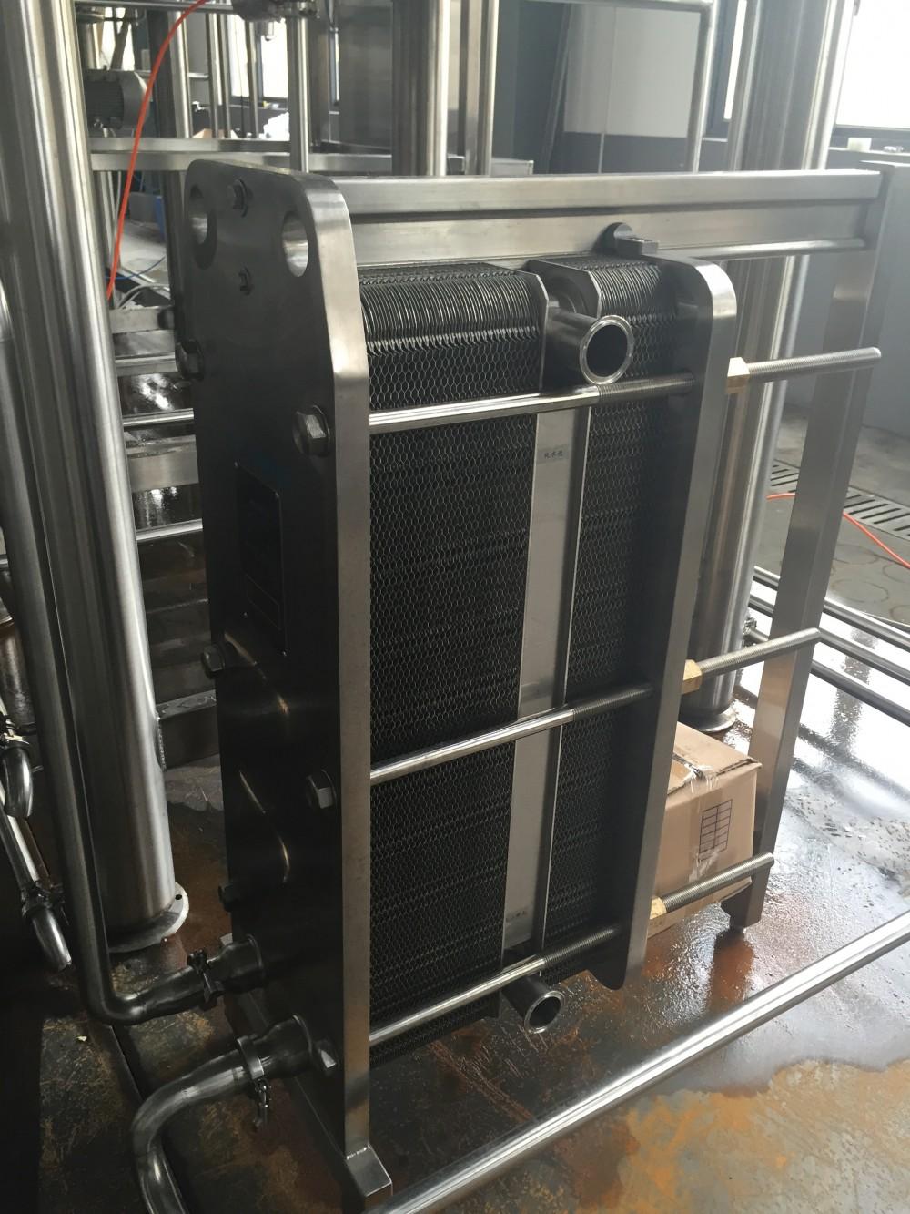 兩級換熱器