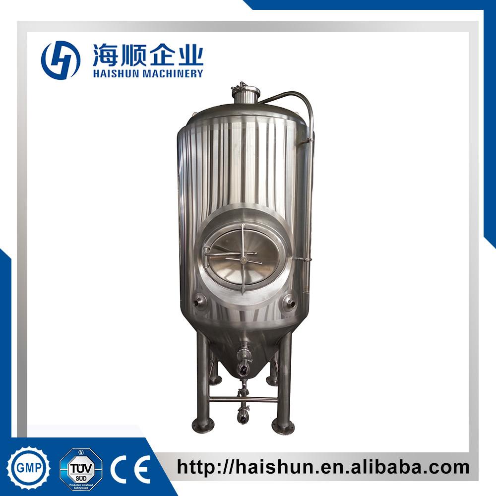 不銹鋼發酵罐,帶夾套和保溫