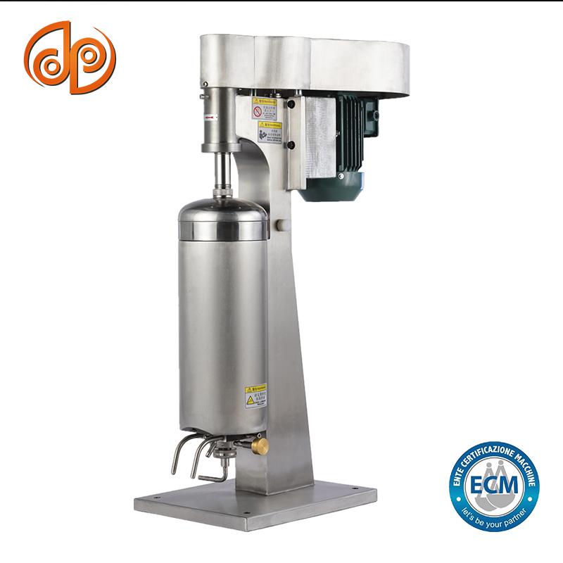GQ76型高速管式离心机 实验室小型管式分离机