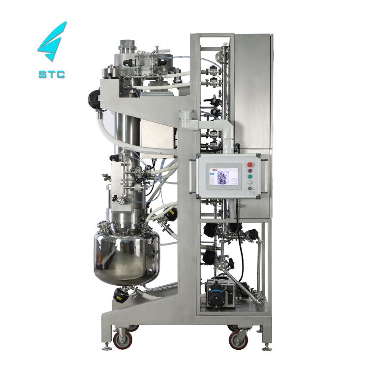 STC-6 全自动管式分离系统 自动管式离心机