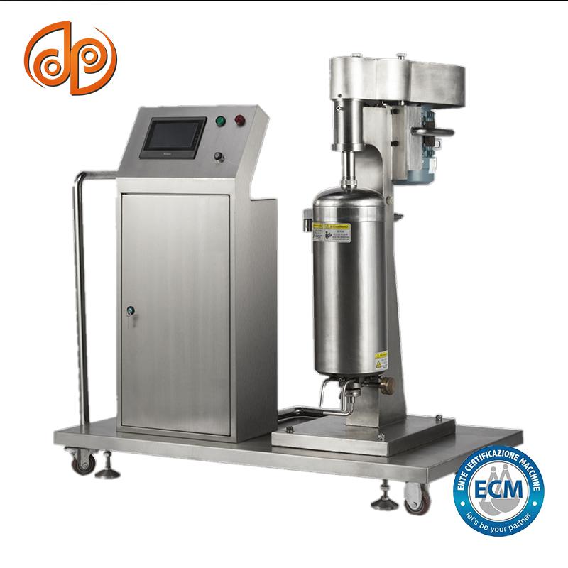 GQ76PLC型高速管式离心机 实验室小型管式分离机