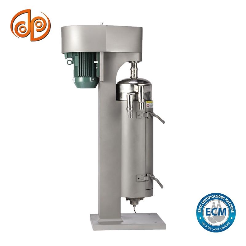 GQ/GF105型高速管式离心机 液液固三相分离 管式分离机