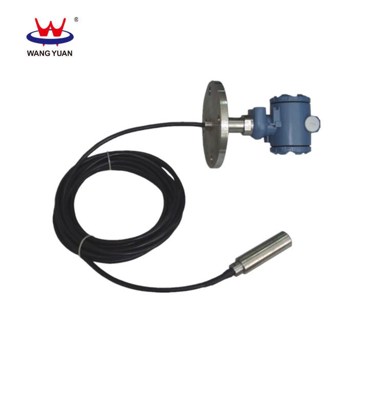 WP311型液位变送器法兰安装液位变送器
