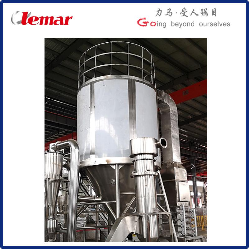 烟酸铵溶液喷雾干燥机LPG-100