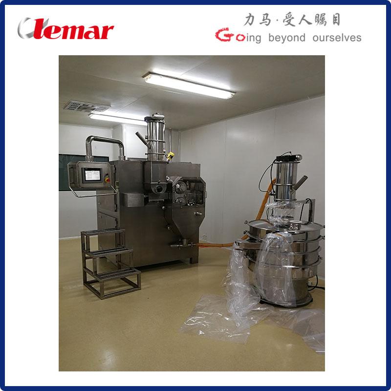 铁粉干法制粒机LG-200