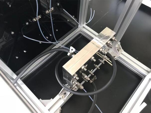静态高温高压连续流反应器
