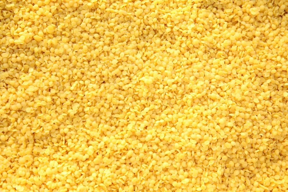 黃色顆粒蜂蠟