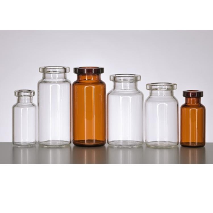 中硼硅管制注射劑瓶