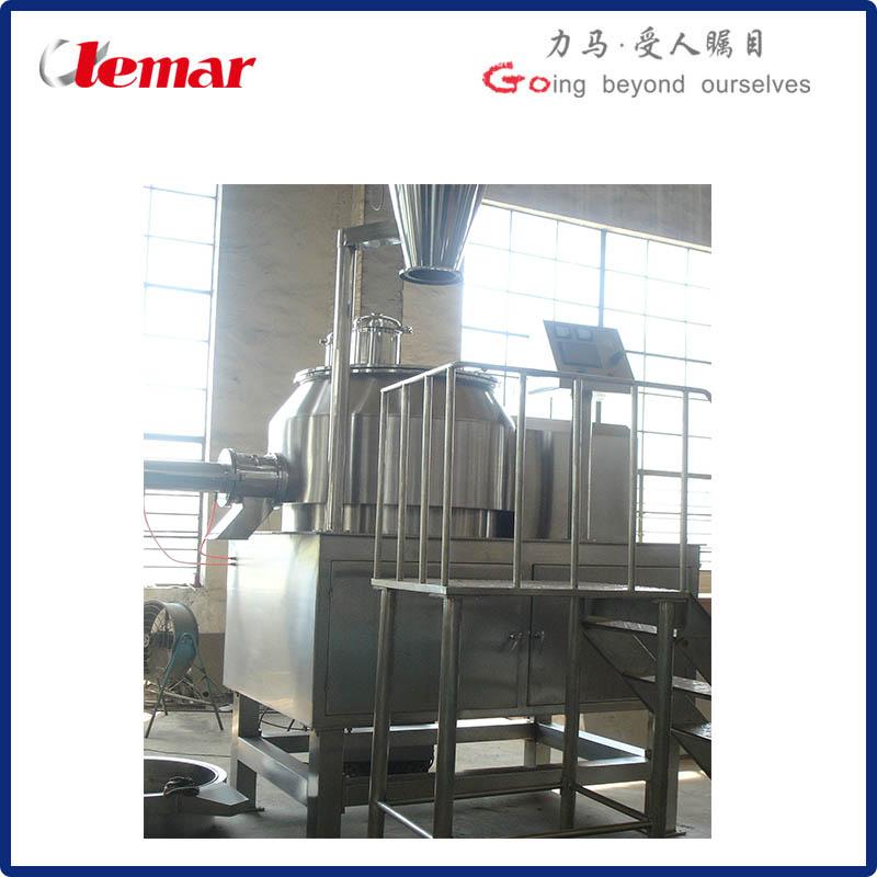 GHL-100濕法制粒干燥系統