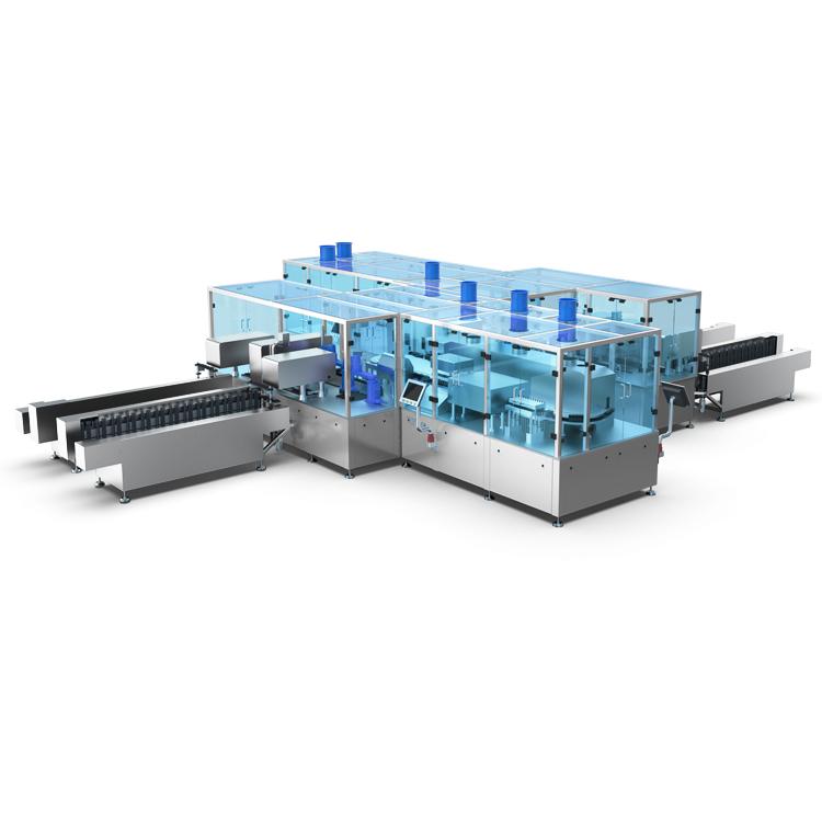 预灌封注射器自动化生产线