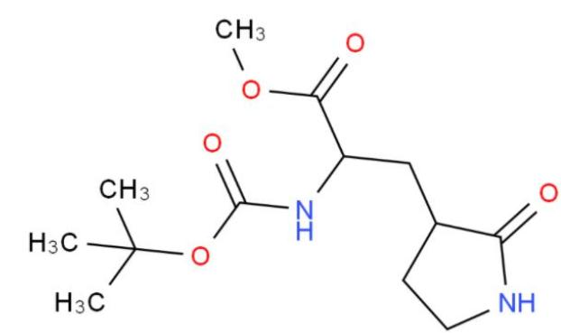 (αS,3S)-α-[[[((1,1-二甲基乙氧基)羰基]氨基]-2-氧代-3-吡咯烷丙酸甲酯